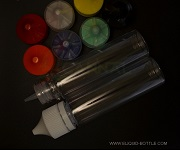 60ml Eliquid Nozzle Replaceable Bottle